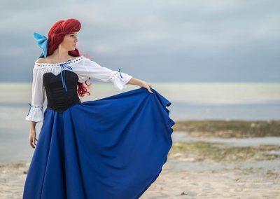 Town Dress Ariel